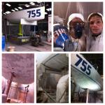 Le chantier - Hiver 2015